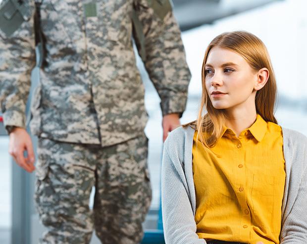 Military divorce statistics continue to climb